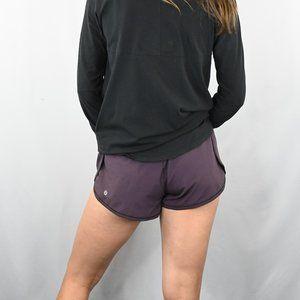 lululemon athletica Shorts - Lululemon Athletica Plum Shorts SZ: 4